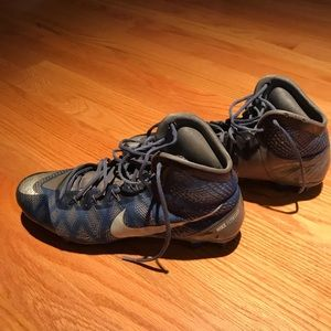 Nike Football Cleats Size 11.5